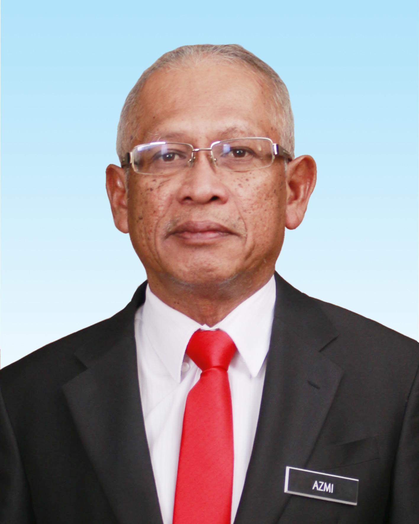 YBhg. Datuk Haji Azmi bin Haji Hussain